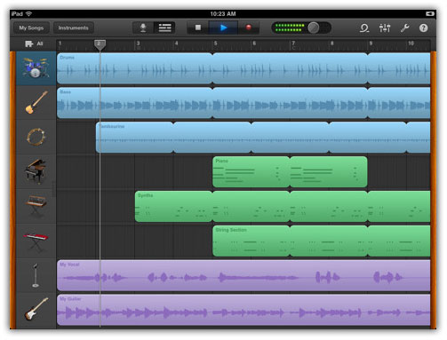 Ipad 1 vs Ipad 2 Garageband Download Garageband Ipad 2 1