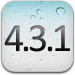 iOS 4.3.1 Released [Download With Direct Link]