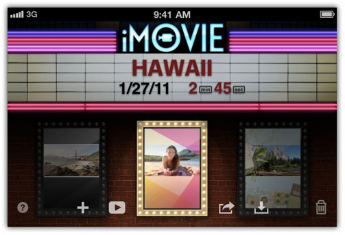 imovie ipad 2 download