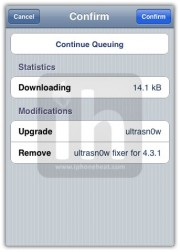 unlock ios 4.3.1 ultrasn0w