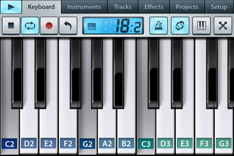 fruity loops studio for iphone ipad hits the app store iphoneheat. Black Bedroom Furniture Sets. Home Design Ideas