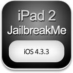 ipad 2 jailbreakme