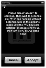 Gevey SIM unlock ios 5 (1)