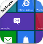 metroon for iPhone icon
