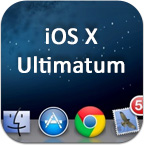 iOS X ultimatum theme