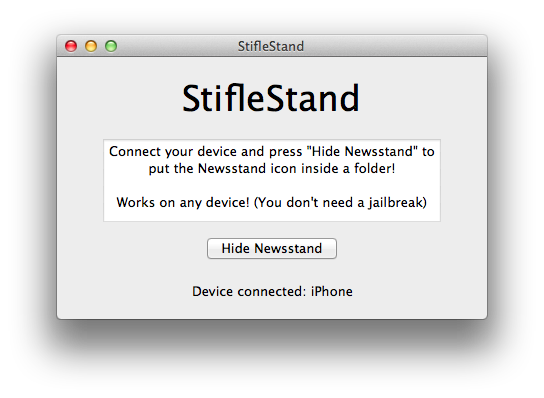 stiflestand hide newsstand