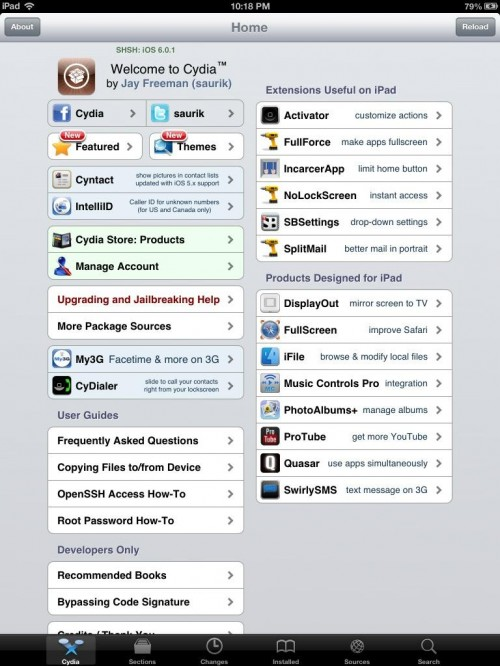 iPad 4 jailbreak