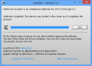jailbreak ipad mini 6.1 evasi0n 11