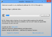 jailbreak ipad mini 6.1 evasi0n 2