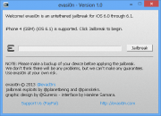 jailbreak iphone 5 4s 6.1 evasi0n 1