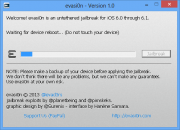 jailbreak iphone 5 4s 6.1 evasi0n 3