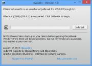 jailbreak ipod touch 5g 4g 6.1 evasi0n 1