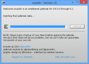 jailbreak ipod touch 5g 4g 6.1 evasi0n 10