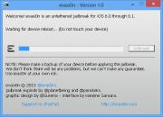 jailbreak ipod touch 5g 4g 6.1 evasi0n 3