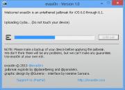 jailbreak ipod touch 5g 4g 6.1 evasi0n 5