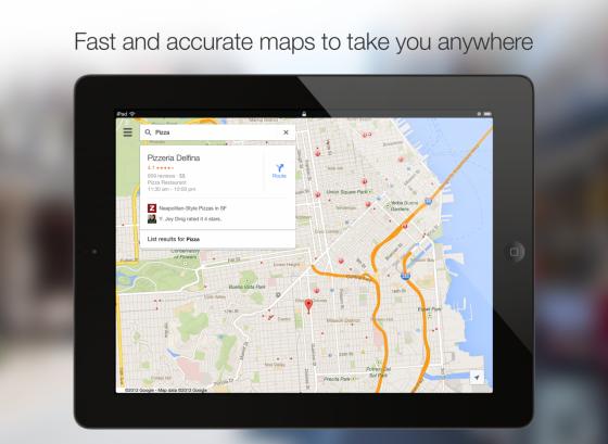 google maps 2.0 4
