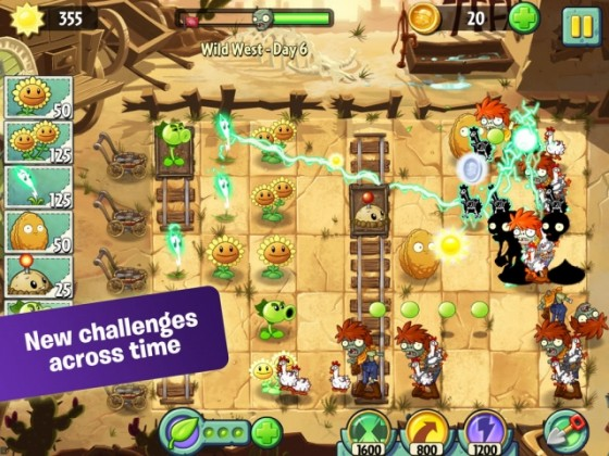 Plants vs Zombies 2 3