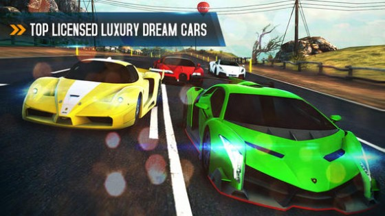 asphalt 8 airborne screenshot 1