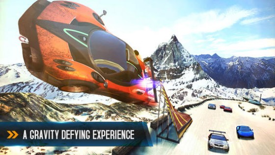 asphalt 8 airborne screenshot 2