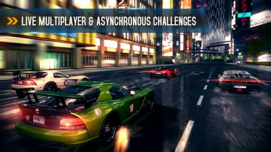 asphalt 8 airborne screenshot 3