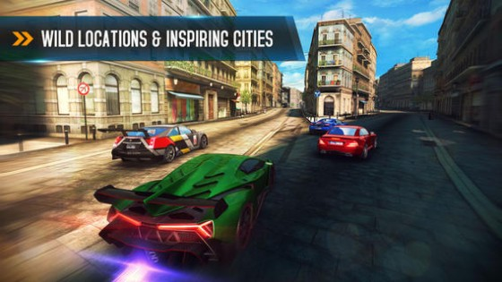 asphalt 8 airborne screenshot 4