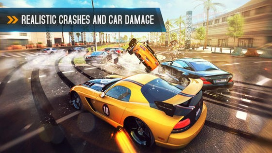 asphalt 8 airborne screenshot 5