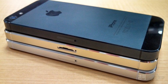 gold iphone 5s comparison 4