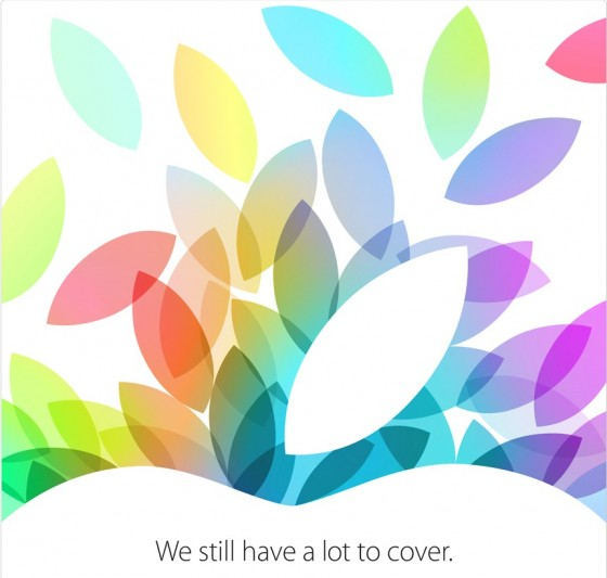 ipad event october 22