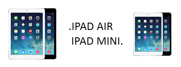 iPad Air vs iPad mini 2 Specs