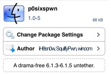 posixspwn ios 6.1.3 jailbreak