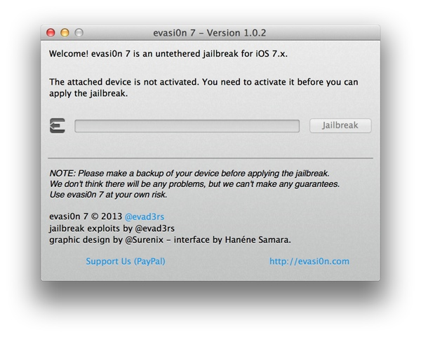evasi0n7 1.0.2