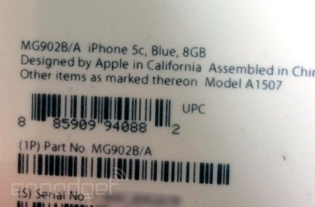 8GB-iPhone-5c-label-packaging