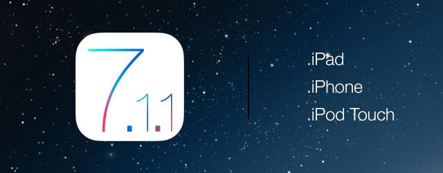 ios 7.1.1 banner