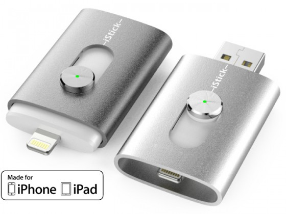 istick iphone ipad usb drive