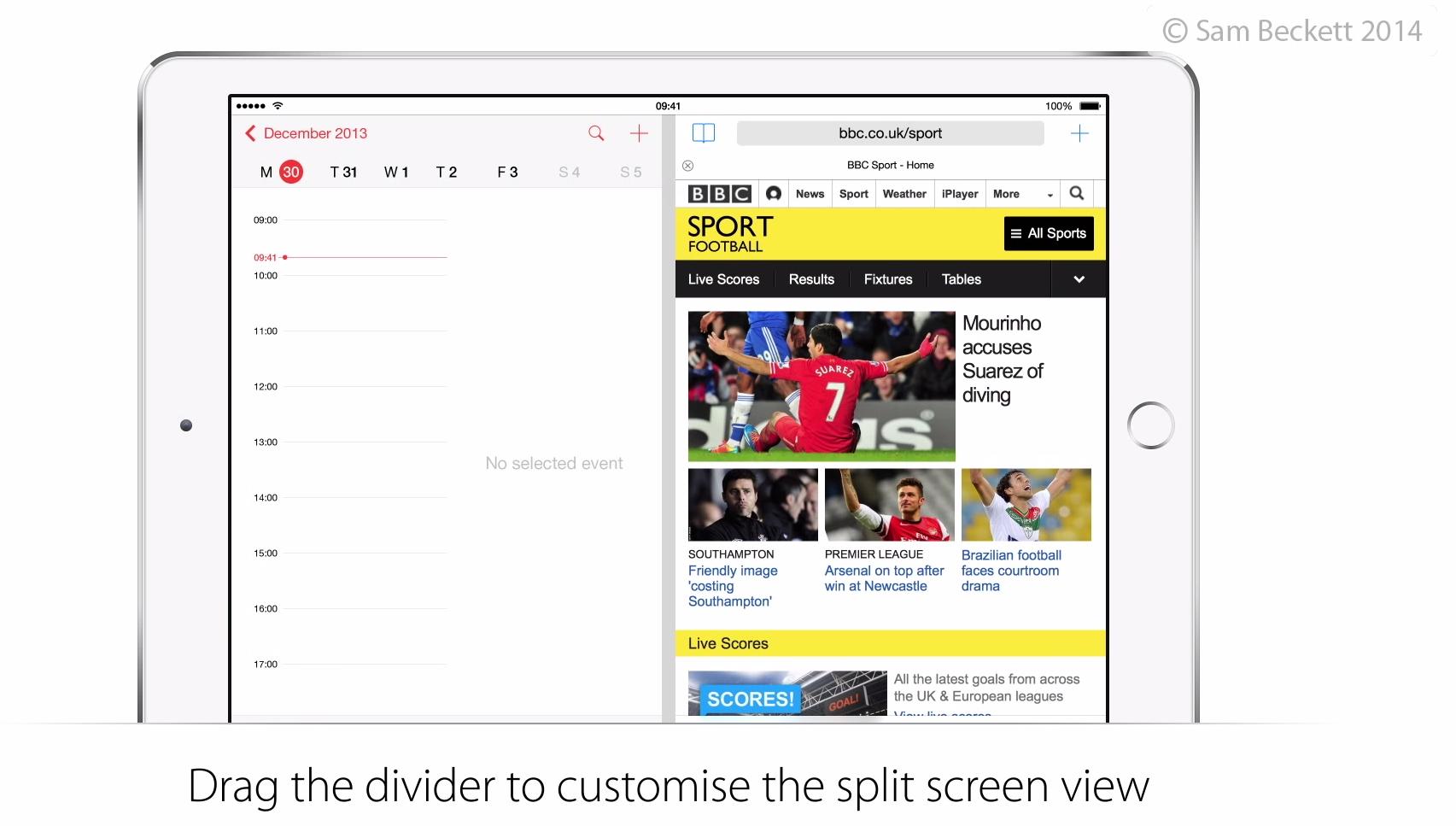 iOS 8 to bring split-screen multitasking to the iPad ...