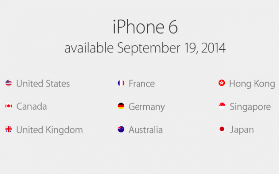 iPhone-6-worldwide-availability