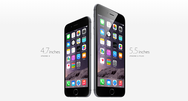 iphone 6 and plus
