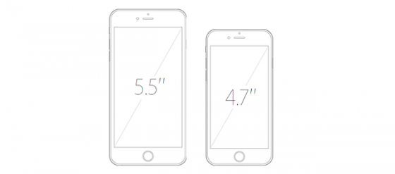 iphone 6 plus size