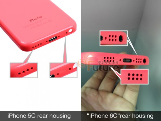 iPhone6c-rear-housing
