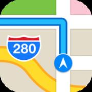 apple maps logo ios 7