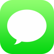 ios messages app icon