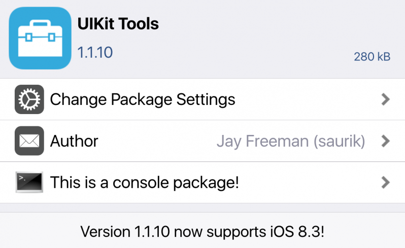 UIKit-Tools