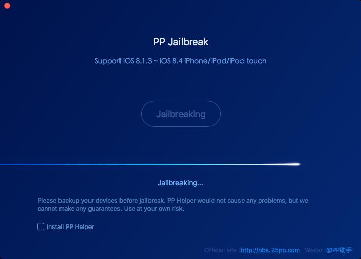 ios 8.4 pp jailbreak