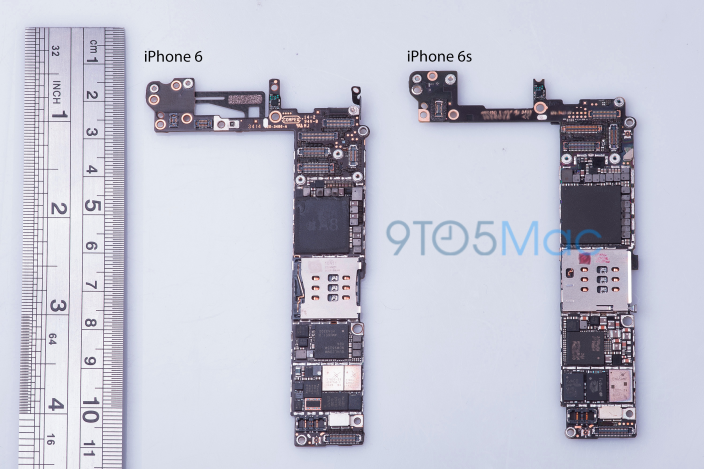 iphone 6s motherboard