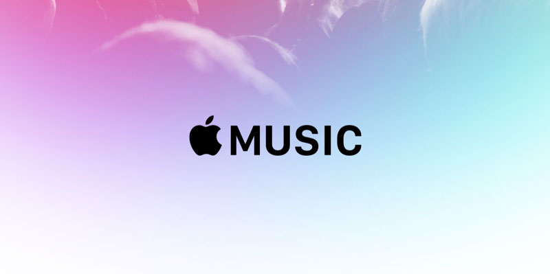 apple music banner