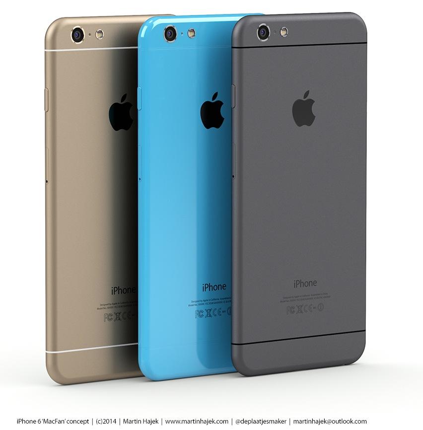 iPhone 6c mockup