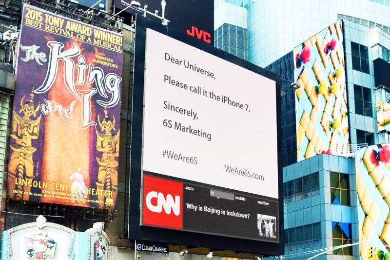 6S Marketing ad