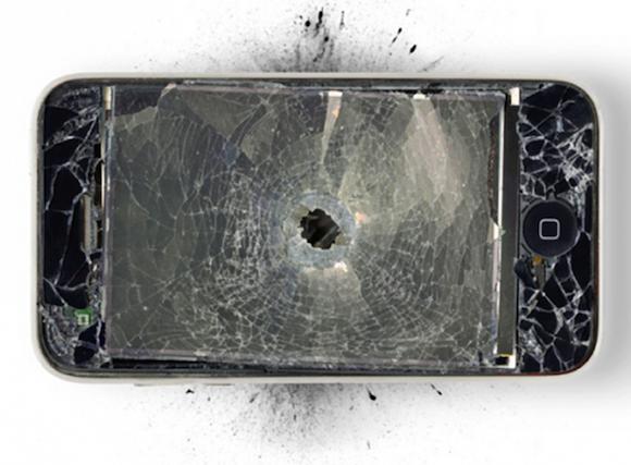 iPhone Bullet