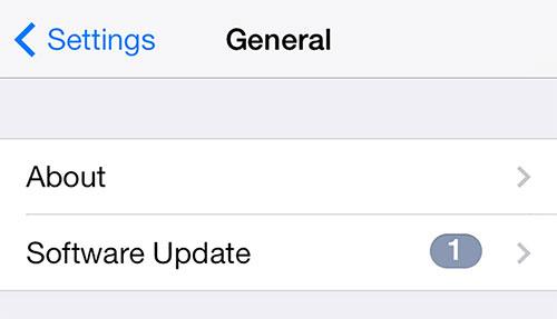 ios 9 software update