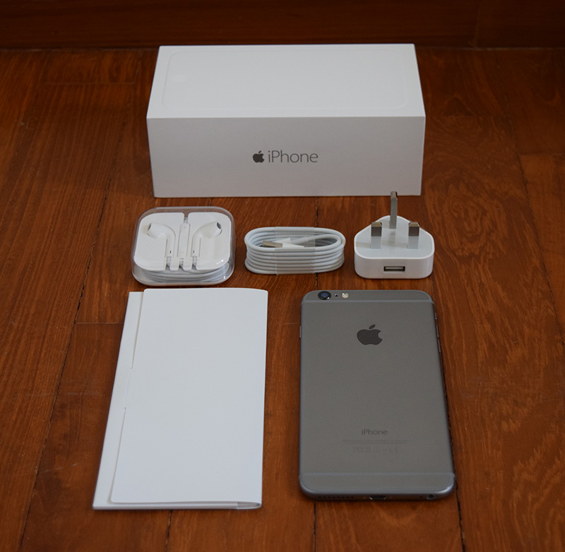 iphone box accessories